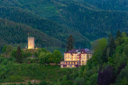 . Hotel Schloss Hornberg