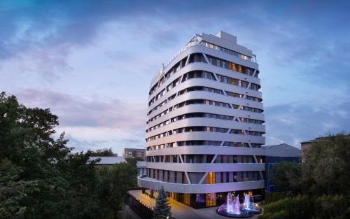 Doubletree By Hilton Almaty