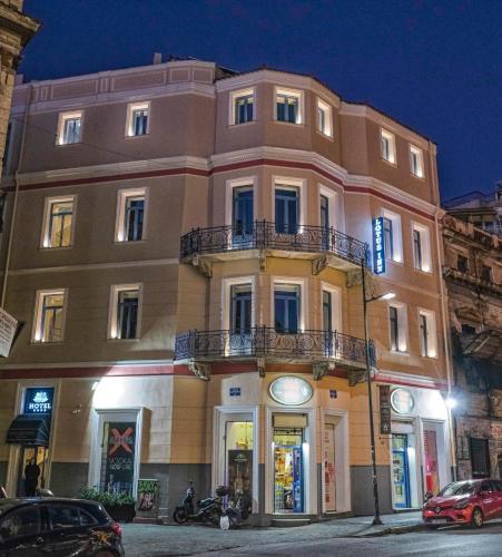 Lotus Inn, Pension in Athen