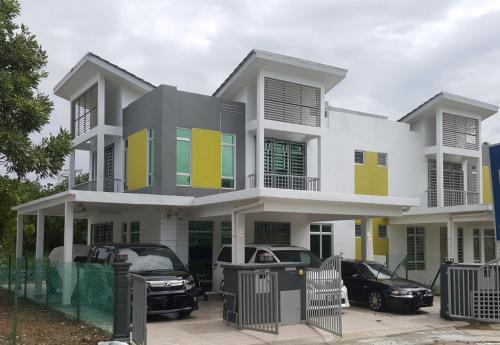 Homestay Tanjung Malim - Samiza Residence