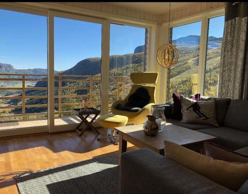 Skarsnuten Panorama 61, Hemsedal - Apartment