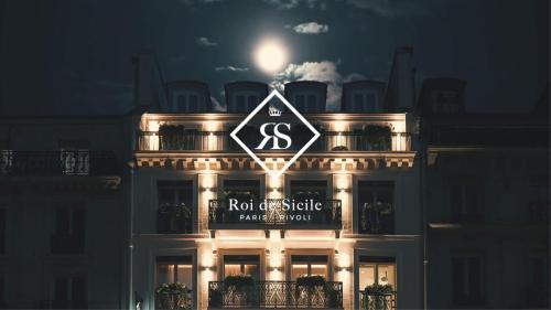 Roi de Sicile - Rivoli -- Luxury apartment hotel - Hôtel - Paris