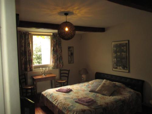 Chambres d'Hôtes Hameau de Lalanne - Accommodation - Castillon-Massas
