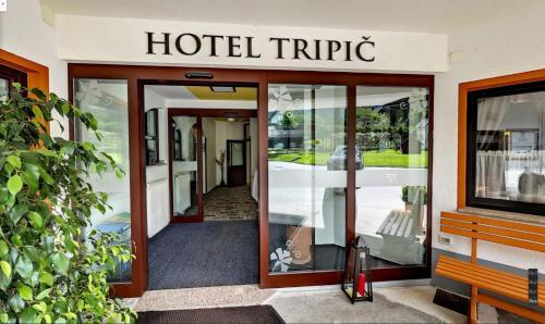 . Hotel Tripič, restaurant and pizzeria