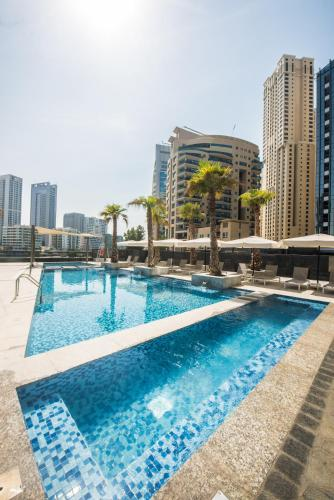 Fantastay One Bedroom Suite Sparkle Tower 1, Dubai