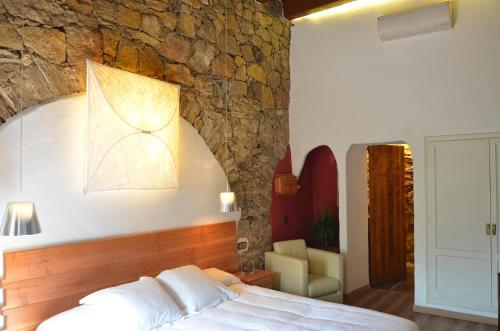 Double or Twin Room Hotel Galena Mas Comangau 48