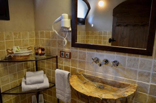Habitación Doble - 1 o 2 camas Hotel Galena Mas Comangau 38