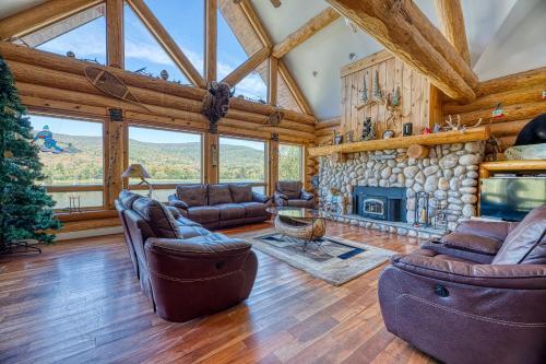 Lakefront Cabin - Hunter