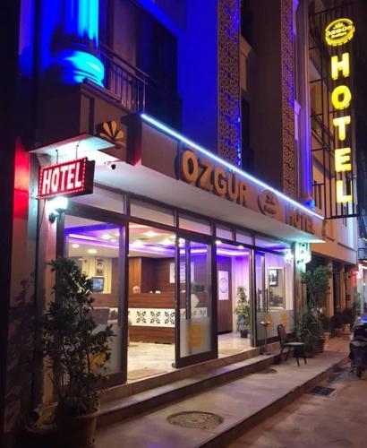 Özgür Hotel, 7000 Antalya