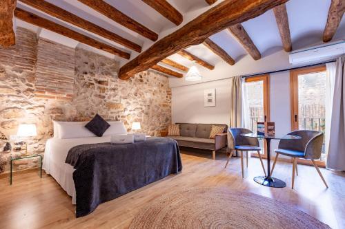 Habitación Triple Confort El Palauet del Priorat 2