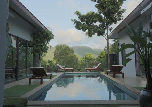 4 BDR Luxury Swimming pool Private Villa Hin Kong 4 BDR Luxury Swimming pool Private Villa Hin Kong