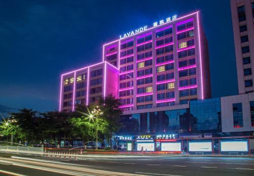 Lavande Hotels  Qingyuan Sport Park City Hall