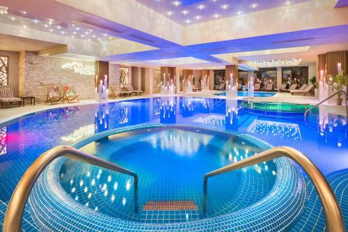 . Park & Spa Hotel Markovo