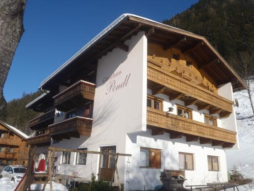Gästehaus Pendl - Accommodation - Mayrhofen
