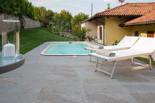 B&B Villa Fulvia - Accommodation - Alba