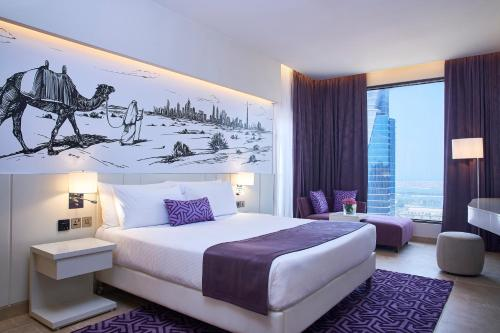 Mercure Dubai Barsha Heights Hotel Suites, Dubai, UAE