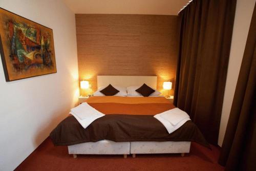 Hotel Peklo 部屋の写真