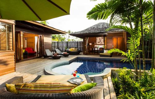 Private Pool Villa Suite