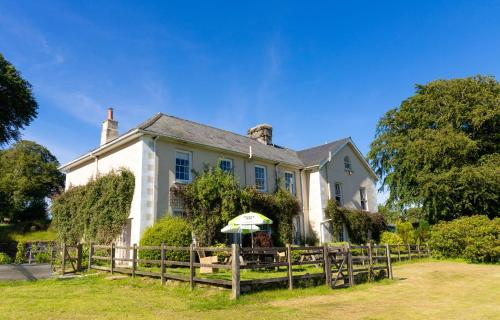 Hotel-overnachting met je hond in Prince Hall Country House - Princetown