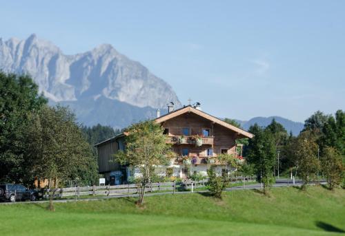 Seebichlhof- Bauernhof Appartments Kitzbühel