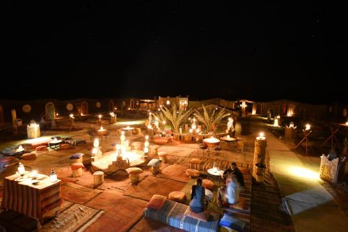 . Desert Bivouac Mhamid