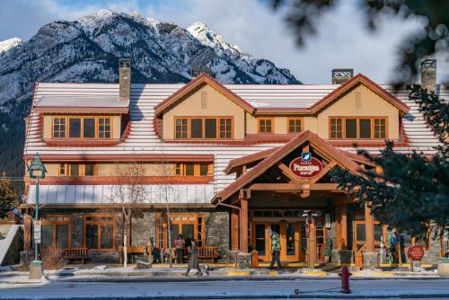 Banff Ptarmigan Inn - Hotel - Banff
