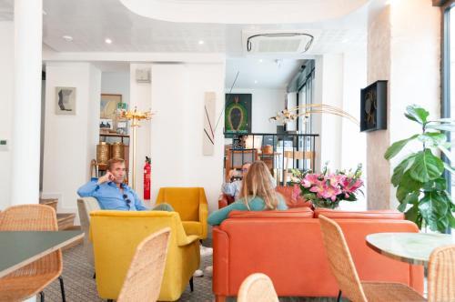 Hotel Lucien - Hôtel - Paris