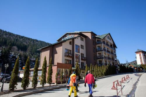 Hotel Skilandhouse - Bukovel