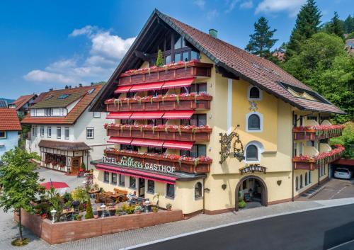 . Hotel Restaurant Falken