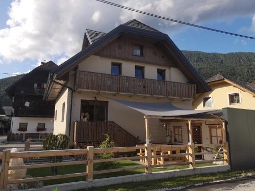 Hi?a Pod gorami**** - house with wellness - Accommodation - Kranjska Gora