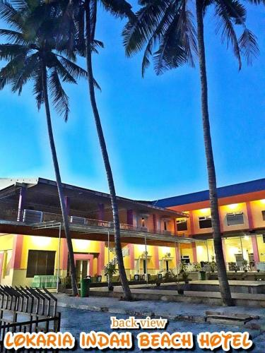Lokaria Indah Beach Hotel, Sikka