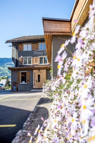 Ferienwohnung Posta Veglia - Apartment - Schluein