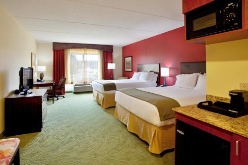 Holiday Inn Express & Suites - Spartanburg-North - Spartanburg, SC SC 29307