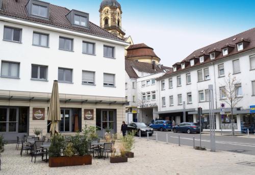 . Business-Wohnungen Zentrum