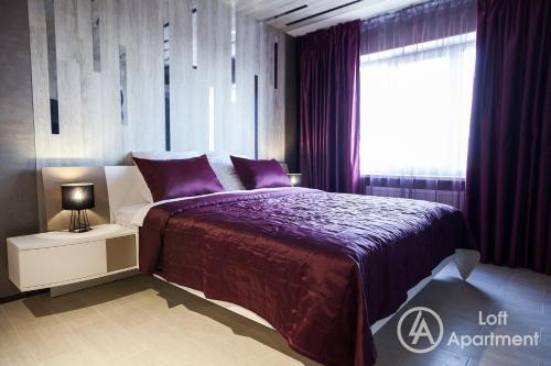 . Loft Apartment/30A Lunnaya