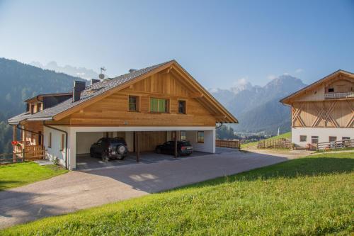 Zimmer Glücksklee - Accommodation - Dobbiaco