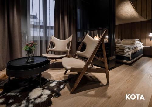HAAWE Boutique Apart Hotel - Accommodation - Rovaniemi