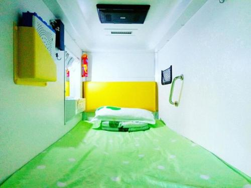 Backpack ten years youth hotel, Yantai