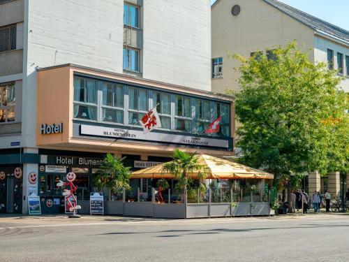 . Hotel Blumenstein