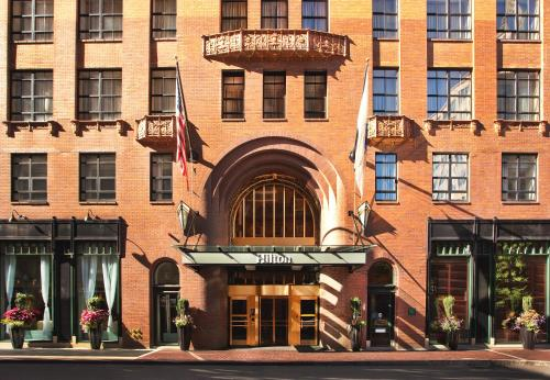 Hilton Boston Downtown/Faneuil Hall