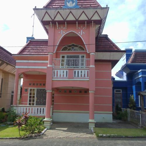 Villa New Vera Pink, Bogor