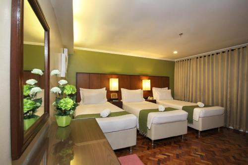 The Corporate Inn Hotel phòng hình ảnh