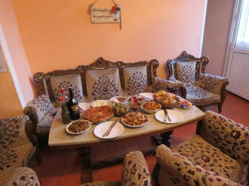 Accommodation in Shkaleri