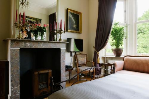 Magnificent mansion, top location, Pension in Gent bei Schelderode