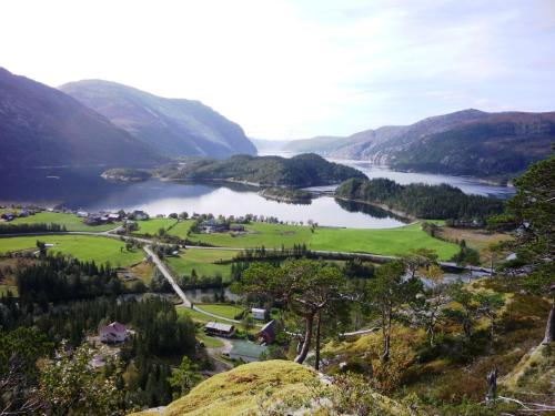 Amazing Tosbotn Camping Cottages In Norway Interior Design Ideas Clesiryabchikinfo