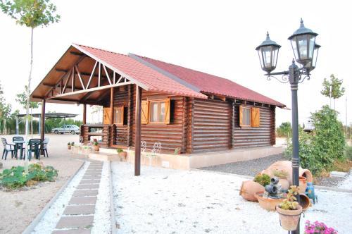 . Casas Rurales Villa Pereza