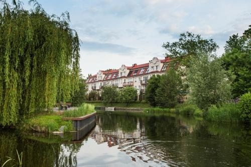 . Apartamenty w Villa Park