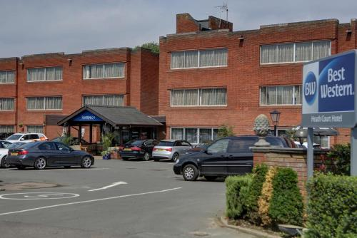 Best Western Heath Court Hotel, Newmarket