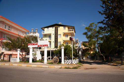 NERGOS SIDE HOTEL, Pension in Side