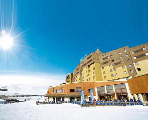 Hotel Club MMV Les Bergers - Alpe d'Huez